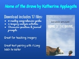 Home of the Brave by Katherine Applegate - Unit