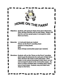 Home on the Farm - Area