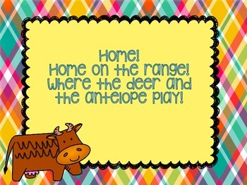 Home on the Range Sing-a-long