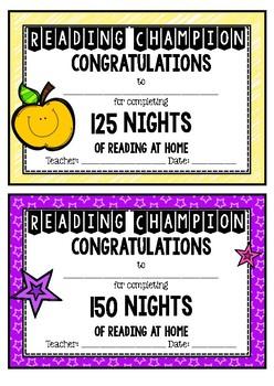 Home reader Awards