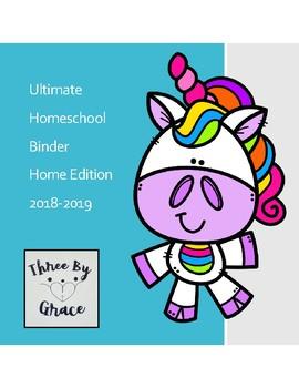 HomeSchool Binder Home Edition