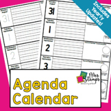Home School Communication Calendar