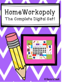 HomeWorkopoly The Complete Digital Set!