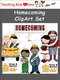 Homecoming ClipArt Set