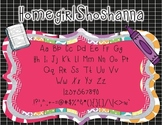 Homegirl Shoshanna (FREE Personal and Commercial Use Font)
