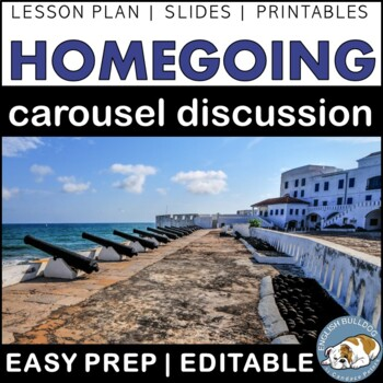 Homegoing by Yaa Gyasi Pre-reading Carousel Discussion