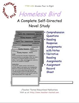 Homeless Bird: A Complete Novel Study