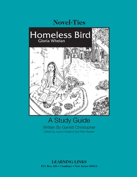 Homeless Bird - Novel-Ties Study Guide