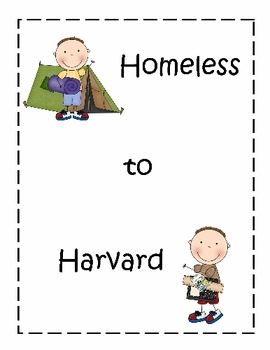 Homeless to Harvard- Future Story Lesson/ Poverty/Success