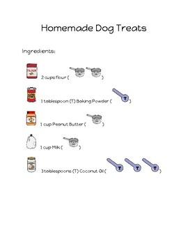 Homemade Dog Treats-Visual Recipe