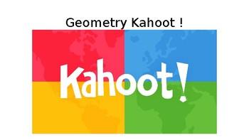 Homemade Geometry Kahoot
