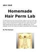 Homemade Hair Perm Lab