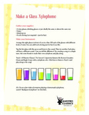 Homemade Instrument Project for Kids: Make Your Own Xylophone