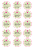 Homemade with Love - Mothers Day Printable