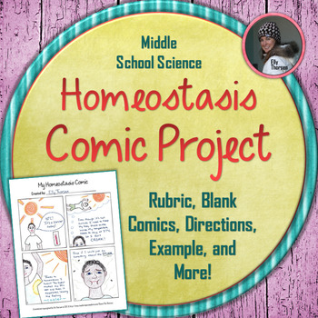 Homeostasis Comic Project