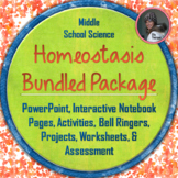 Homeostasis Bundled Package