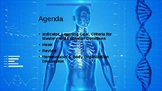 Homeostasis and Body Organization Lesson