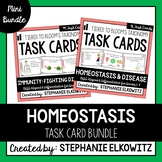 Homeostasis, Immunity and Disease Task Cards