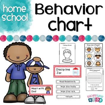 Homeschool Behavior Chart