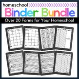 Binder Bundle:  Homeschool and Teacher