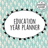 Education Year Planner