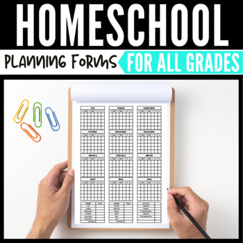 Homeschool Form
