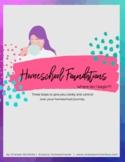 Homeschool Foundations: Where do I begin?!