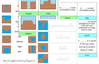 Homeschool Geography Language Pack