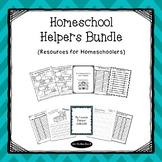 Homeschool Helpers Growing Bundle | Resources for Homescho