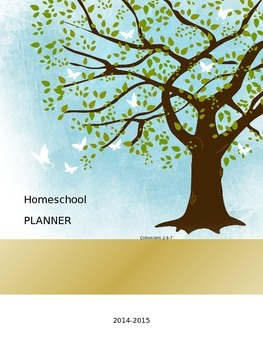 Homeschool Planner 2014-2015