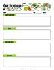 Homeschool Planner - Student Section