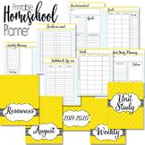 Homeschool Planner and Organizer