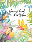 Homeschool Portfolio Packet