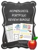 Homeschool Portfolio Bundle