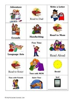 Homeschool Schedule System