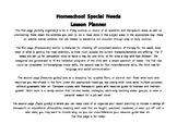 Homeschool Classroom/Co-Op Organizer