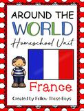 No Prep Activities: Around the World: Cultural Appreciation: France
