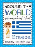 No Prep Activities: Around the World: Cultural Appreciation: Greece