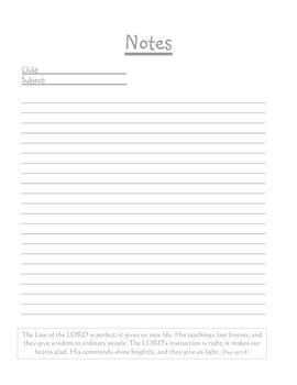 Homeschooler's Mark Book