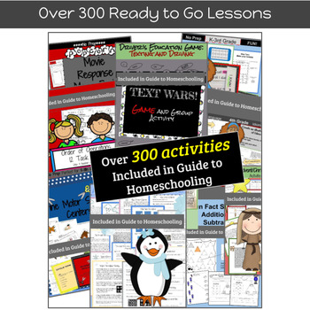 Homeschooling 101: Platinum BUNDLE