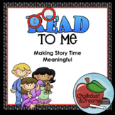 Homeschooling | Turn Story Time into Learning Time