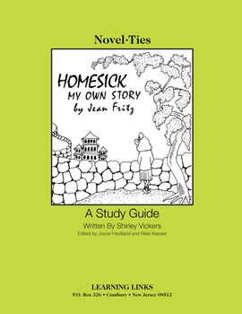 Homesick: My Own Story - Novel-Ties Study Guide