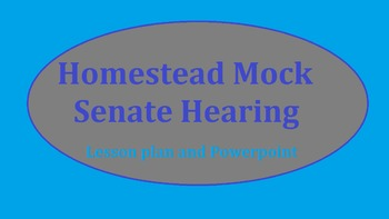 Homestead Mock Hearing