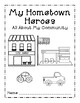 Hometown Heroes (Student Workbook)- Community Helpers Pack