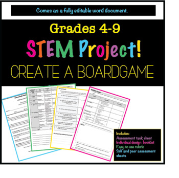 Homework project - create a board game