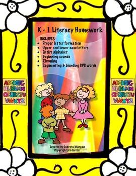 Homework - CCS Aligned