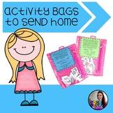 Homework Activity Bags