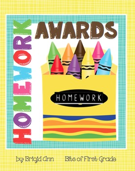 Homework Awards