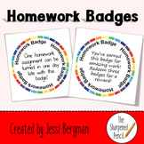 Homework Reward Pass