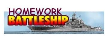 Homework Battleship Homework Games